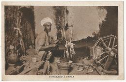 Tisserand à Sanaa Yemen  Edit Sarrafian Beirut Beyrouth - Yemen