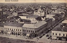 JUDAÏCA : SZABADKA [ SUBOTICA - SERBIA ] - ZSINAGOGA / SYNAGOGUE De SZEGED [ HONGRIE ] - ANNÉE: ENV. 1910 (v-328) - Judaisme