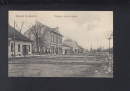 Romania PPC Arad Strada Rakoczi 1903 - Romania