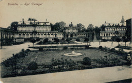 DRESDEN   KGF  ZWINGER        2   SCAN   (NUOVA) - Dresden