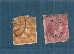 GRECE -  Numéro/number YT Number  -  Hermés - 1861-86 Gran Hermes