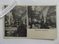 Caffe Fabris, Cartolino, 1905 - Trento