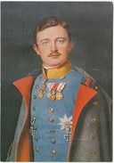 MADEIRA, Charles I, Emperor Of Austria, King Of Hungary And Bohemia, Unused Postcard [19165] - Familles Royales