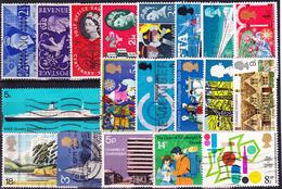 2016-0926 Lot United Kingdom Used O - 1952-.... (Elisabeth II.)