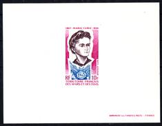 AFARS ET ISSAS - N°PA101 - Marie Curie - Epreuve De Luxe. - Afars Et Issas (1967-1977)
