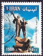 2016-0932 Liban 1995 Mi 1356 Used O - Libanon