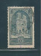 France Timbre De 1929/31 N°259  (Type II)  Oblitéré - France