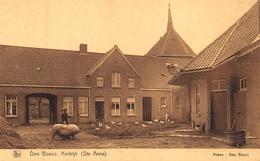 Kortrijk    Don Bosco ( Ste Anna)               Hoeve Boerderij  Zwijn Varken            A 4077 - Kortrijk