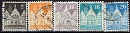 GERMANY # FROM  1948  STAMPWORLD 91-95 - Bizone
