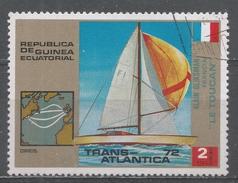 Equatorial Guinea 1973. Scott #7302 (U) Alain Gliksman (Fra) And ''Le Toucan'' - Guinée Equatoriale