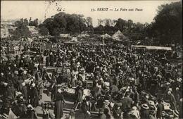 29 - BREST - Foire Aux Puces - - Brest