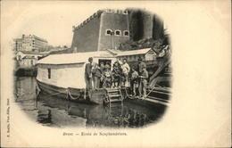 29 - BREST - Ecole De Scaphandriers - Brest
