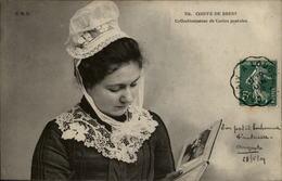 29 - BREST - Coiffe De Brest - Collectionneuse De Cartes Postales - Brest