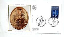 Lettre Fdc 1995 Paris Notaire - 1990-1999