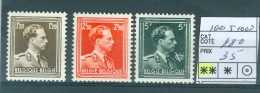 1005-1007 Xx - Unused Stamps