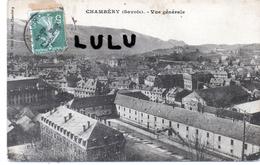 DEPT 73 : Chambery Vue Générale - Chambery
