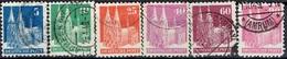 GERMANY # FROM  1948  STAMPWORLD 104-109 - Bizone