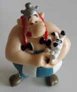 ASTERIX Figurine Obelix Plastoy 1997 TBE - Figurines En Plastique