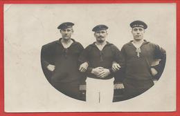 Carte Photo Allemande - Foto - Kais. Deutsche Marine Schiffspost N° 14 - Matelots SMS GOEBEN - Guerre 14/18 - Guerra 1914-18
