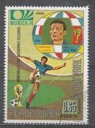 Equatorial Guinea 1973, Scott #73127 Fontaine (Fra), 1968, Soccer Player (U) - Guinée Equatoriale