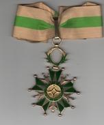 Décoration _ Niger - Fraternité Travail Progrés   -  Cravatte- ( Avec Boite) - Jetons & Médailles