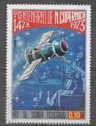 Equatorial Guinea 1974, Scott #7402 Copernicus In The Astronomy Class (U) - Guinée Equatoriale