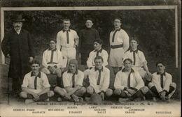 29 - QUIMPER - FOOTBALL - Equipe Première - Saison 1911-1912 - Stade Quimperois - Quimper