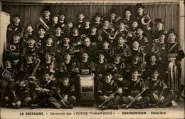 29 - QUIMPER - Harmonie Des POTRED TY MAM DOUE - KERFUNTEUN - Orchestre - Fanfare - Quimper