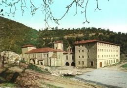 POSTAL ESPAÑA CANTABRIA MONASTERIO SANTO TORIBIO DE LIEBANA - Cantabria (Santander)