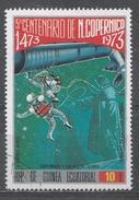 Equatorial Guinea 1974, Scott #7406 Copernicus And Is New Theory (U) - Guinée Equatoriale