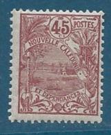 Nouvelle Calédonie     -       Yvert N°  99 * *    - Cw 13421 - Ungebraucht