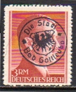 Bad GOTTLEUBA DM 3 MNH Mi. No. I  (od13) - Soviet Zone