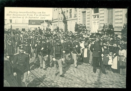 Berchem - Lez - Anvers ( Anvers - Antwerpen)  :  Teraardbestelling Van De H. Burgemeester F. Van Hombeeck - Gendarme - Antwerpen