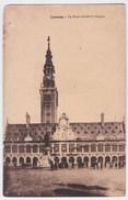 Louvain Cpa La Nouvelle Bibliothèque - Leuven