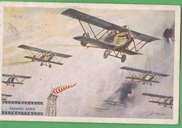 AEREI Aeronautica Aviazione Raduno Aereo 1934 A Firenze - 1919-1938: Fra Le Due Guerre