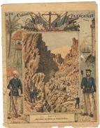 Couverture De  Cahier 19° Siècle - Colonies Françaises - Illustration Algérie - Défilés De Chabet El Akra N° 14 - Animals