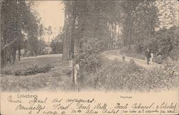 Linkebeek Paysage  1907  Ralet - Linkebeek