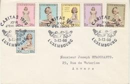 Luxemburg 1960 Caritas 6v FDC  (34209B) - FDC