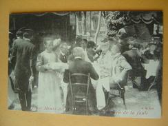 Allemagne - FRANCFORT - Coupe GORDON-BENNETT 1904 - Prince Henri De Prusse Déjeunant Au Milieu De La Foule - Cpa RARE !! - Cartes Postales