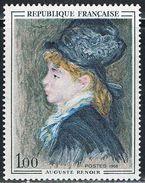 """FRANCE : N° 1570 **(""""Modèle"""", D´Auguste Renoir) - PRIX FIXE - - Frankreich"""