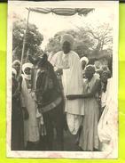 PHOTO  De SEIDOU NJIMOLUH NJOYA,  18e SULTAN  Des BAMOUNS à FOUMBAN (CAMEROUN) - En 1947 - Afrique