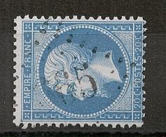 GC 665 BUCHY Seine Inférieure. - 1862 Napoleon III