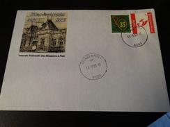 Amicale Nationale Des Chasseurs à Pied ,35ème Anniversaire  - Timbre Prior 0,49c-obl Charleroi 13/09/2003 - 2001-10