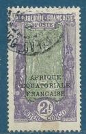 Congo Français - Yvert N°  87 Oblitéré  Cw 13503 - Congo Francese (1891-1960)
