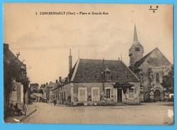 CONCRESSAULT - Place Et Grande Rue - France