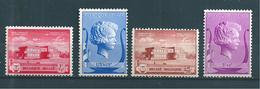 Belgique Timbres De 1940  N°533 +535/37 Neufs ** - Belgium
