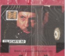 F 99A--SERRAULT--Cinéma 1--50 SC4 OR FOND NOIR--lot N) 109029 P-E--SOUS BLISTER--RR - France