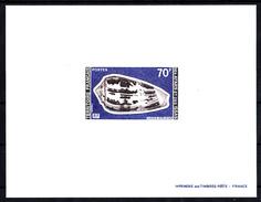 """AFARS ET ISSAS - N° 427 - Epreuve De Luxe - Coquillage """"Conus Striatus"""". - Afars Et Issas (1967-1977)"""