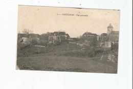 CASTELBON (CASTETBON 64)  1 VUE GENERALE - France