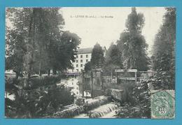 CPA 5 - Moulin à Eau -,LEVES 28 - Lèves